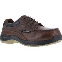 Florsheim Work Rambler Creek Composite Toe Static-Dissipative Work Casual Moc Toe Oxford, , medium