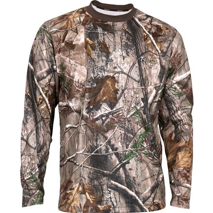 Rocky SilentHunter Long-Sleeve Performance Shirt, Realtree AP, large