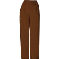 Cherokee Women's Chocolate Utility Pant, , medium