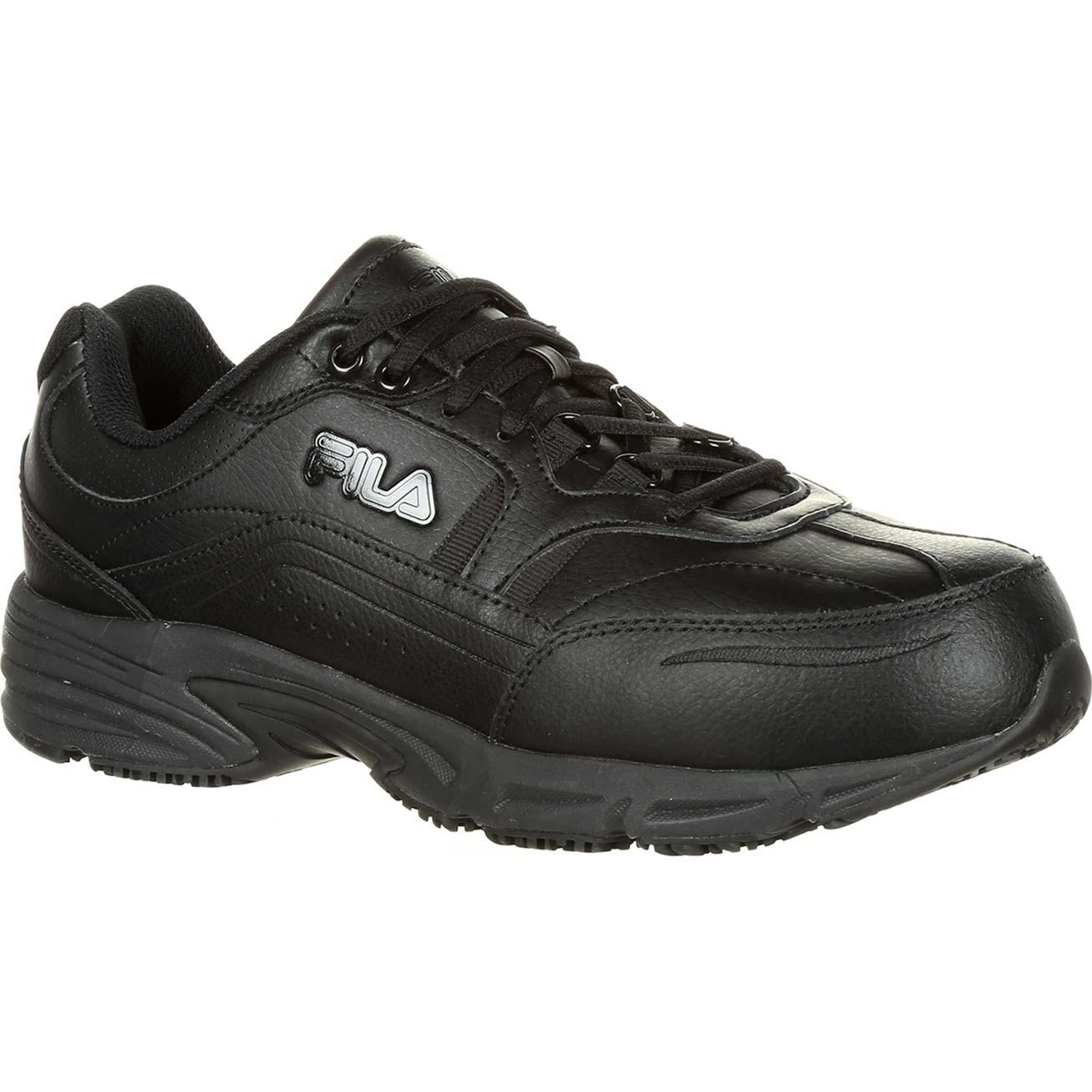 Fila Memory Workshift Mens Slip Resistant Athletic Shoes