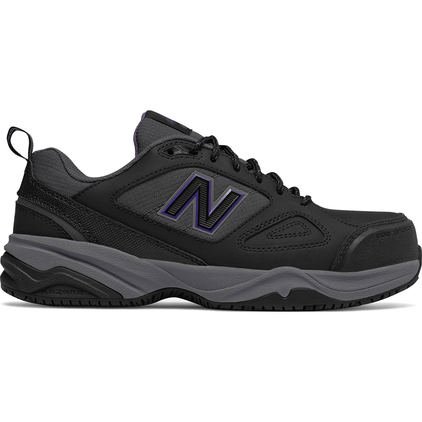 50e6656481 New Balance 627v2 Women's Steel Toe Slip Resistant Static Dissipative  Athletic Work Shoes