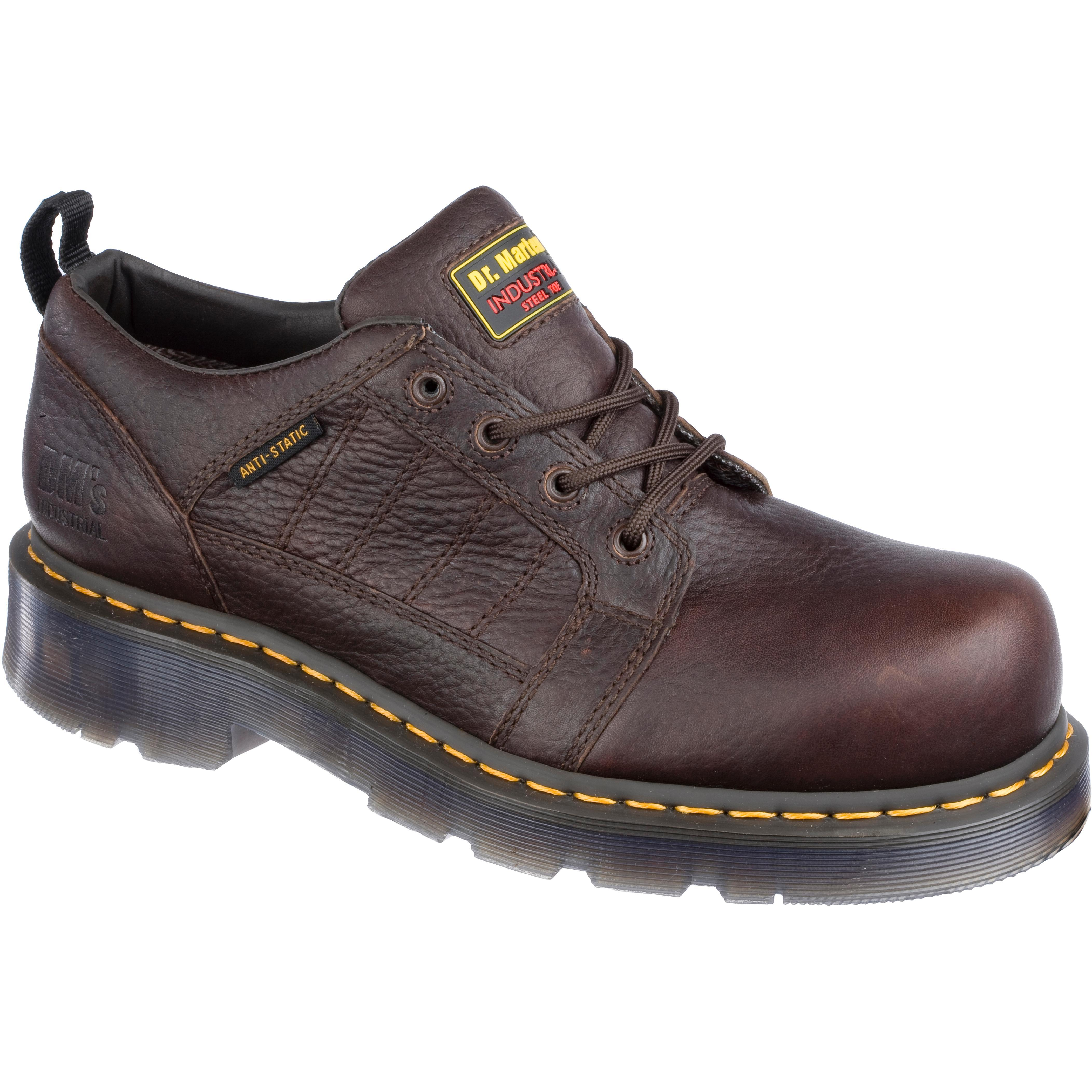 Dr. Martens Defender Steel Toe Static Dissipative Work Shoe, , large