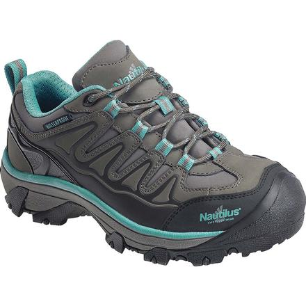 Nautilus Women's Steel Toe Waterproof Work Hiker, , large