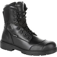 Rocky Pursuit Steel Toe Waterproof Public Service Boot, , medium