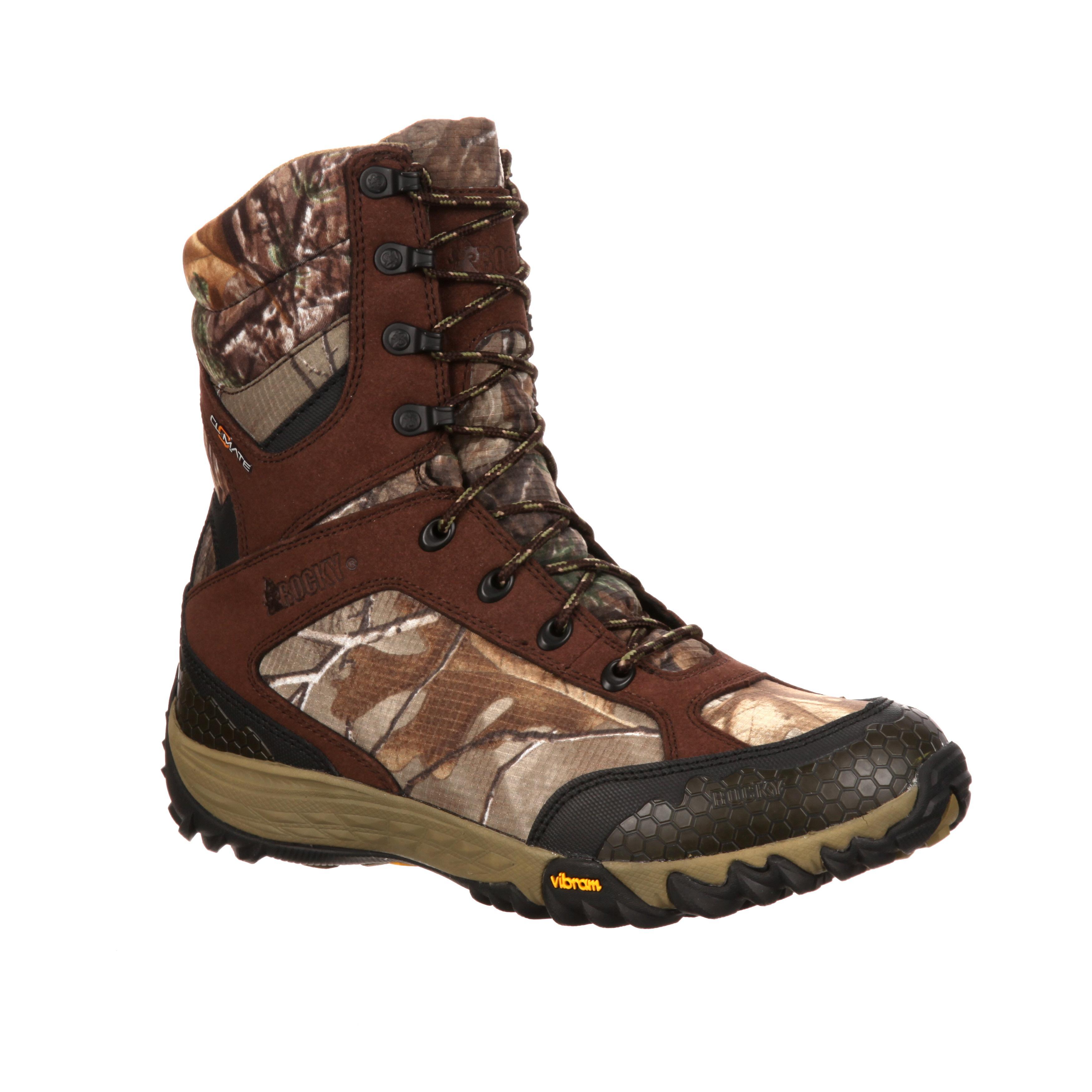 Waterproof Camo Shoes Hunter For Mens