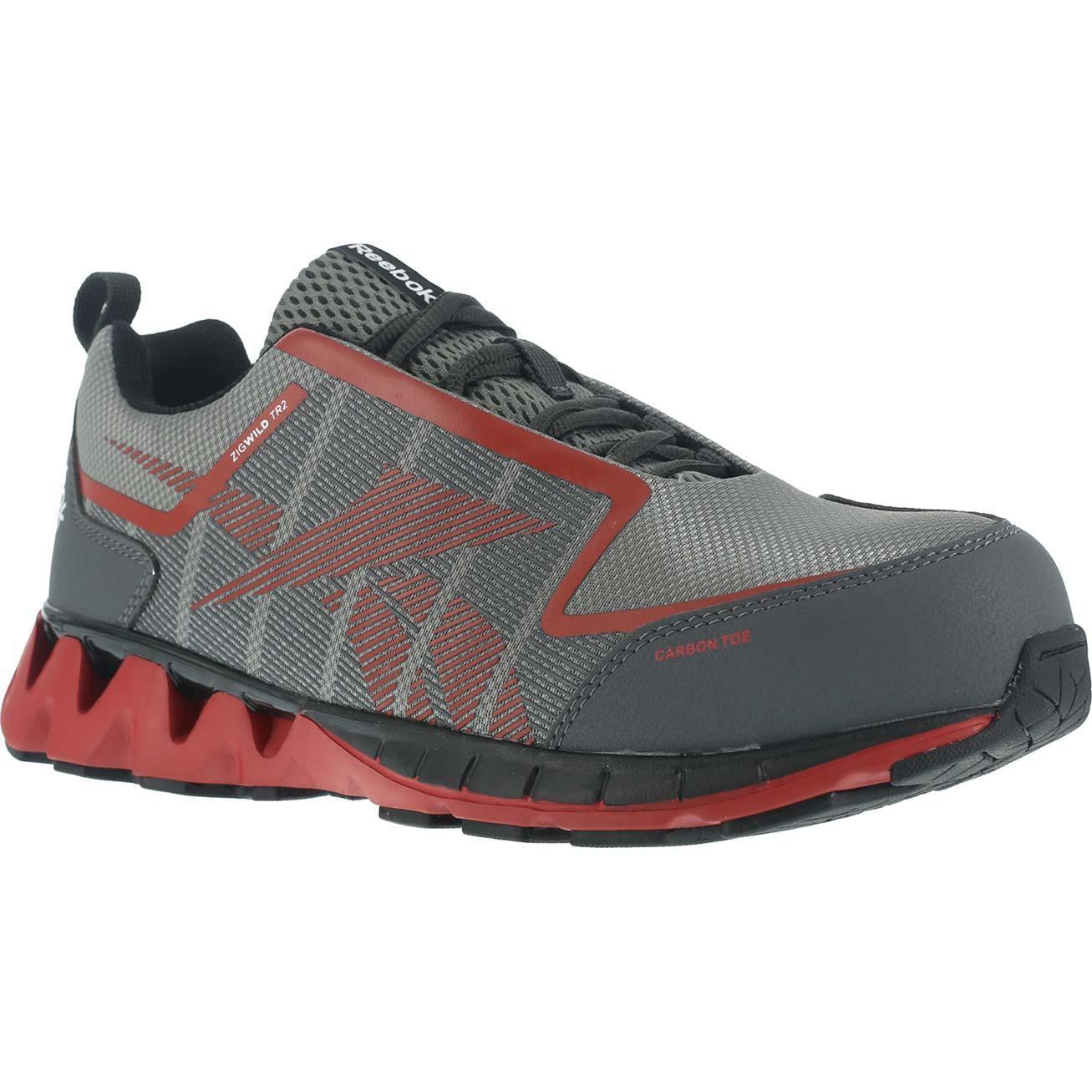 pretty nice 59909 82bd4 ... discount code for reebok zigwild tr2 work carbon fiber toe static  dissipative work athletic trail runner