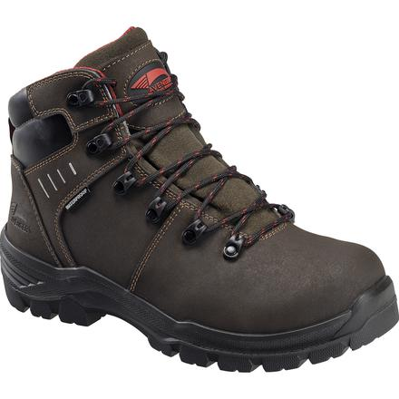 Avenger Foundation Men's Internal Met Guard Carbon Fiber Toe Puncture-Resistant Waterproof Work Boots