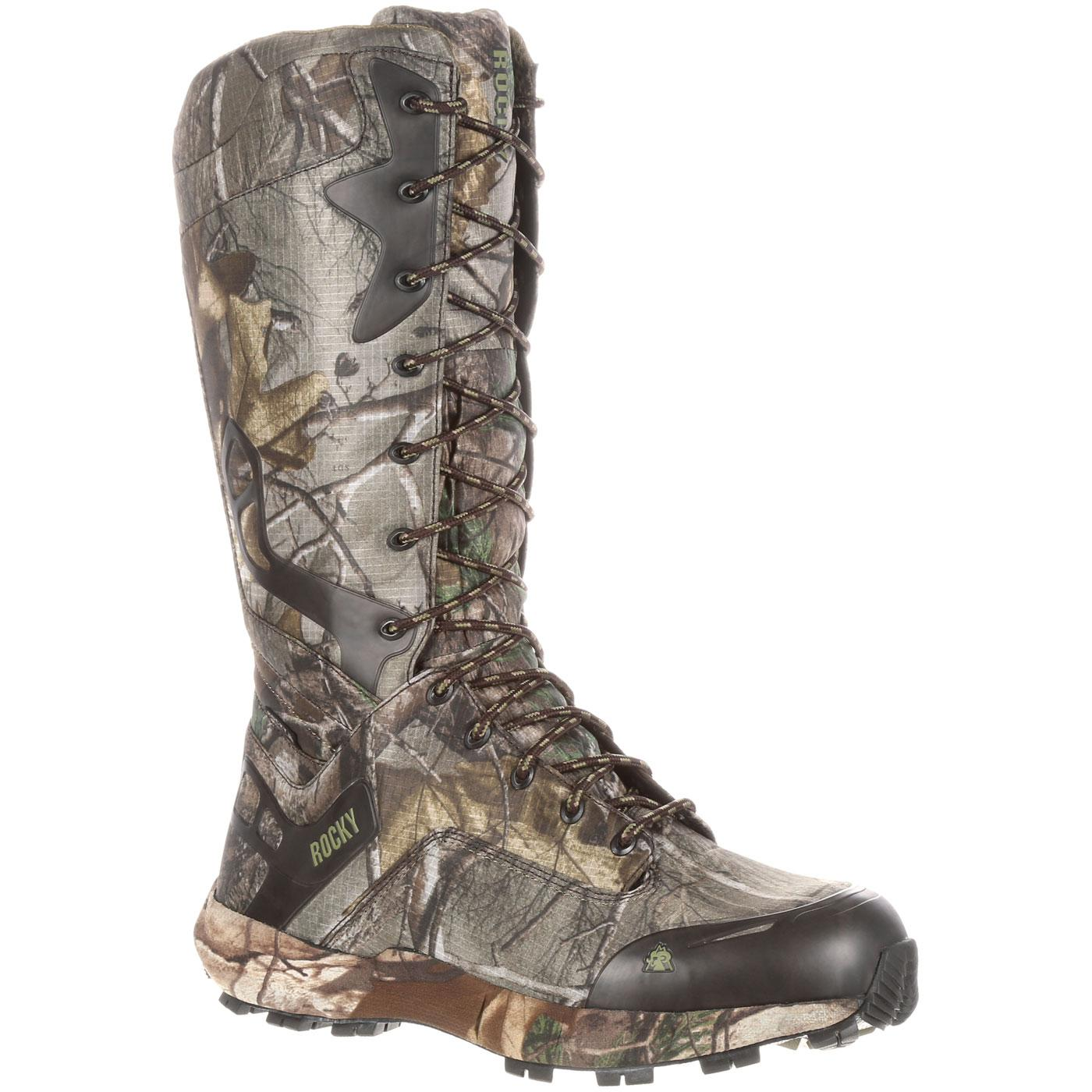 9d30006fe70 Rocky Broadhead Waterproof 1000G Insulated Trail Boot