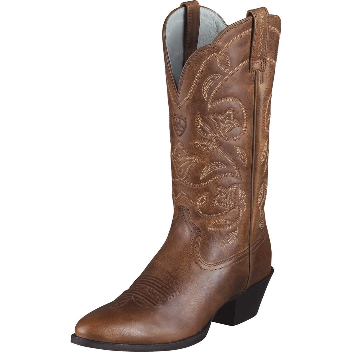 000c81ff732f Ariat Heritage Women s R Toe Western BootAriat Heritage Women s R Toe  Western Boot