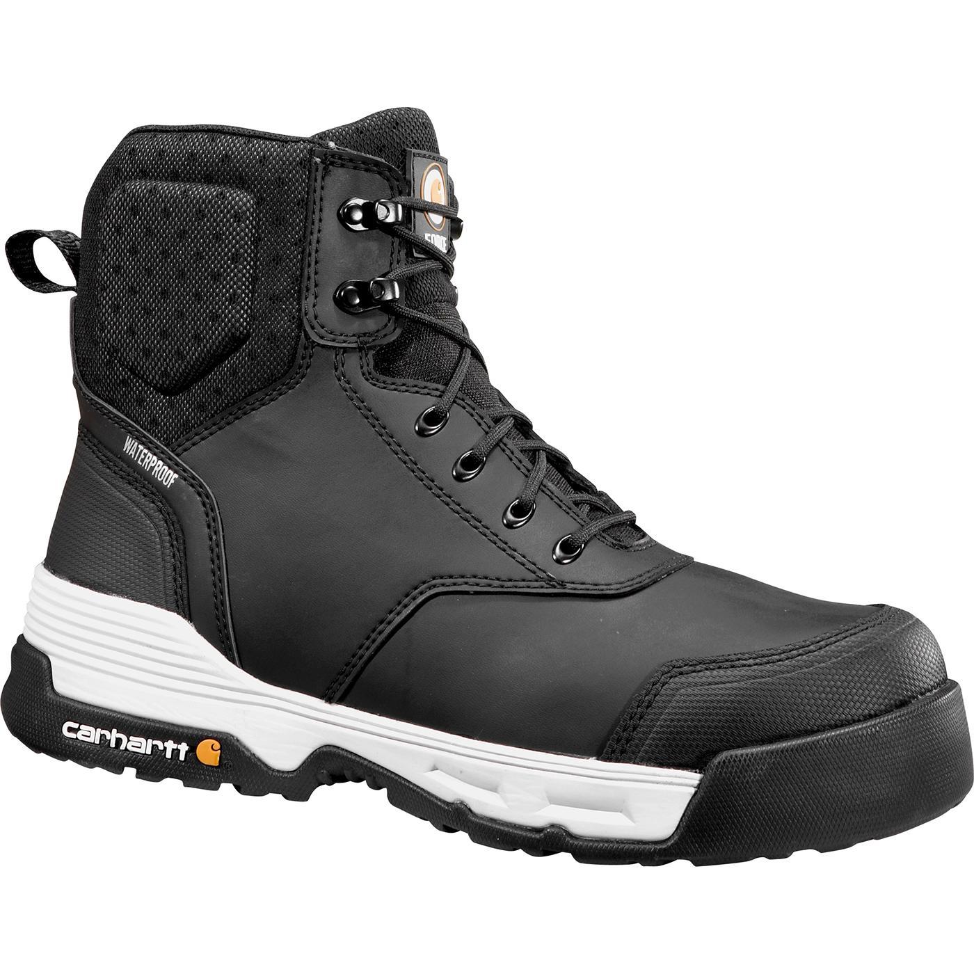 9a6113e95a0 Carhartt Force Composite Toe Waterproof Work BootCarhartt Force Composite  Toe Waterproof Work Boot,