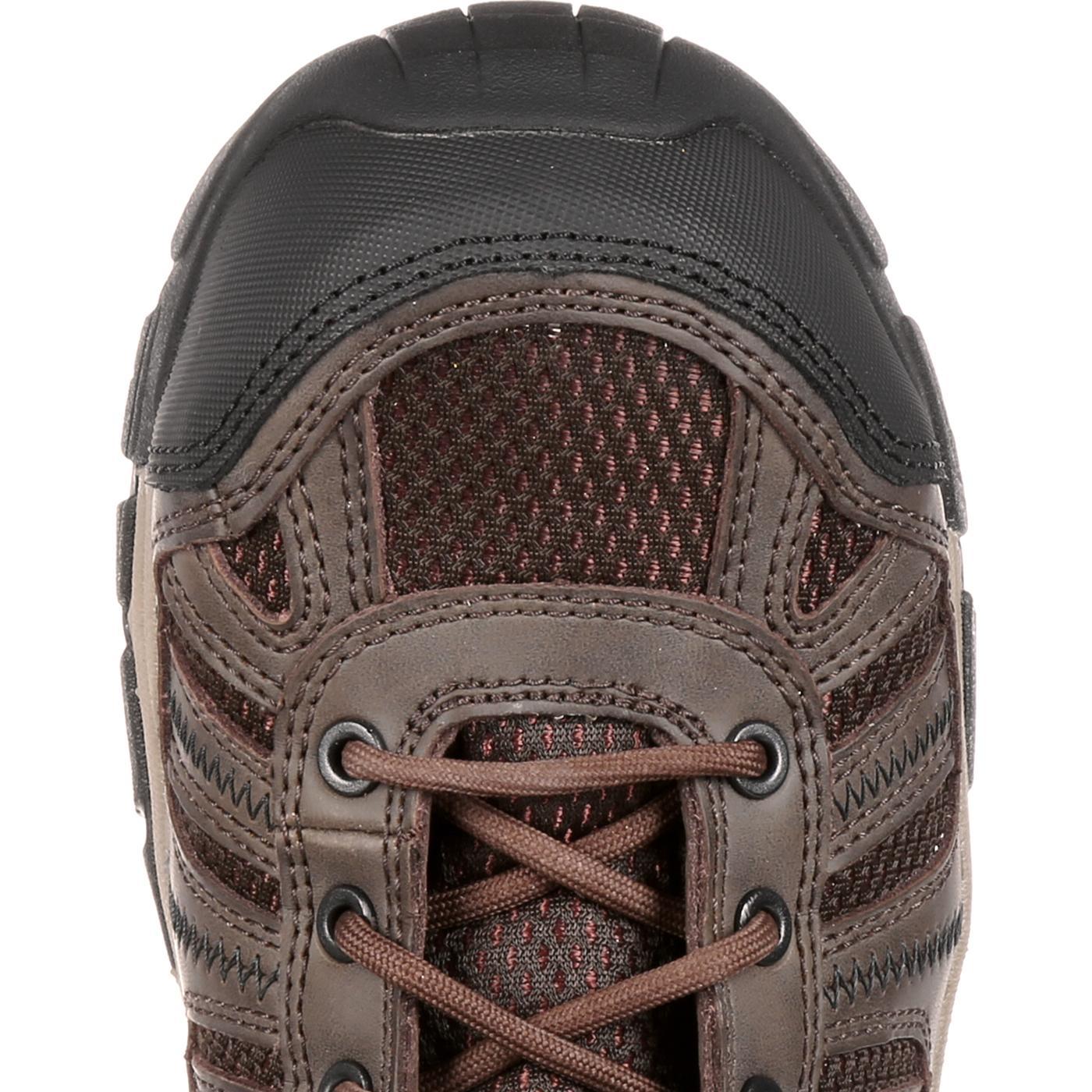 Carhartt Men S Lightweight Brown Waterproof Work Hiker Shoe Cmh