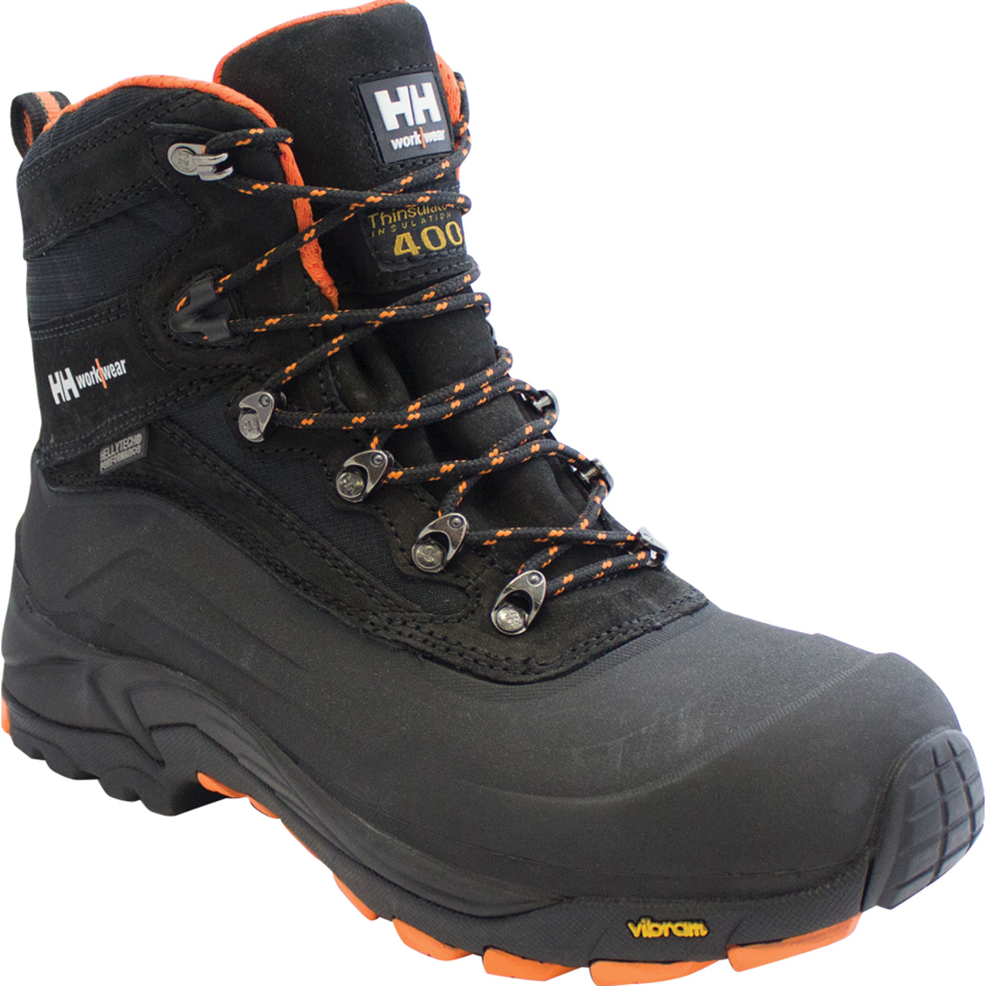 the latest 46815 bcf8e Helly Hansen Norway Men's 6 inch Insulated Composite Toe Electrical Hazard  Waterproof Work Boot