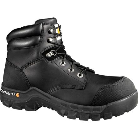 Carhartt Rugged Flex Composite Toe CSA-Approved Puncture-Resistant Waterproof Work Boot, , large