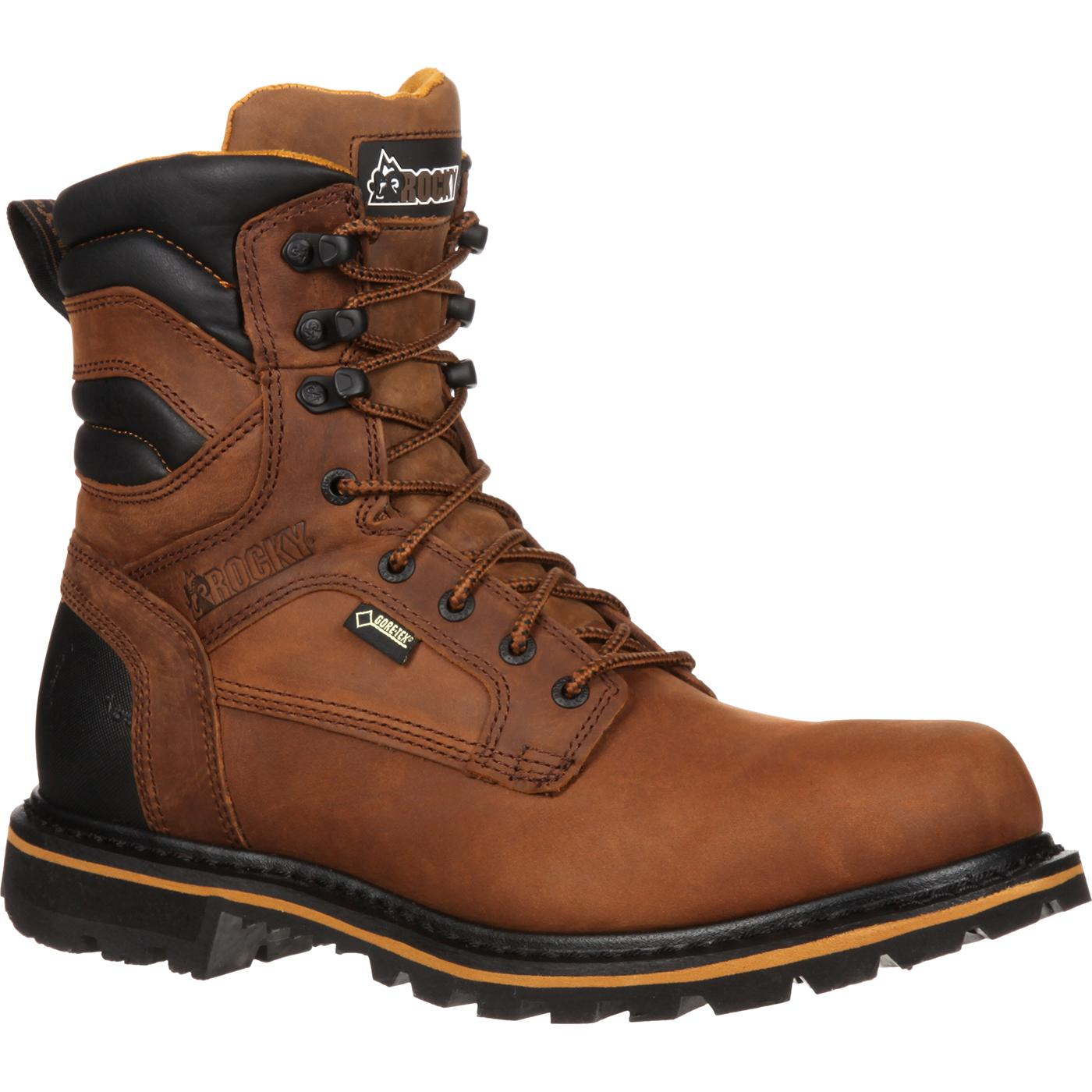 GORE-TEX Composite Toe Work Boot, Rocky Governor #RKYK004