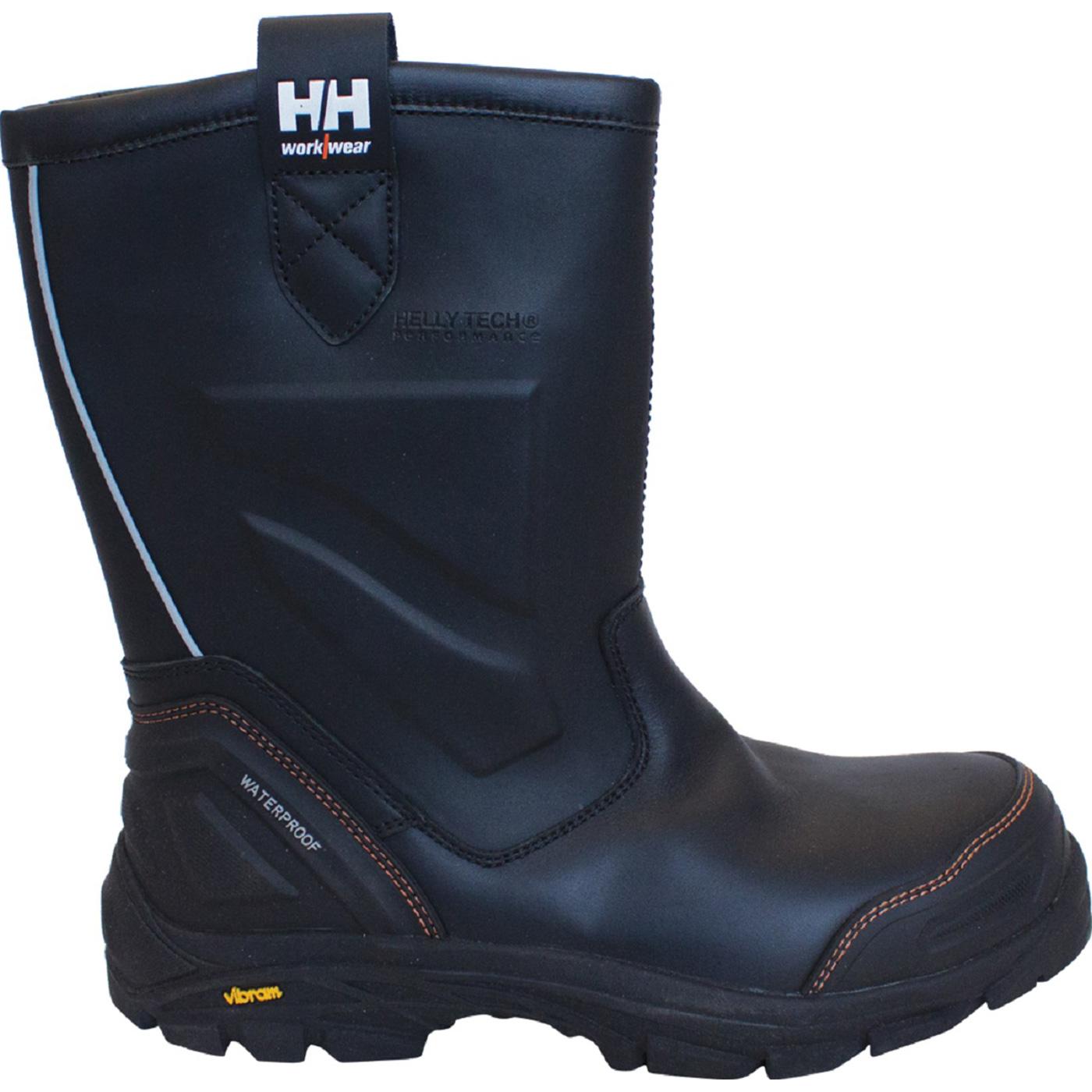 a58d50c428d Helly Hansen BERGEN Men's 11 inch Composite Toe Puncture-Resistant  Insulated Waterproof Wellington