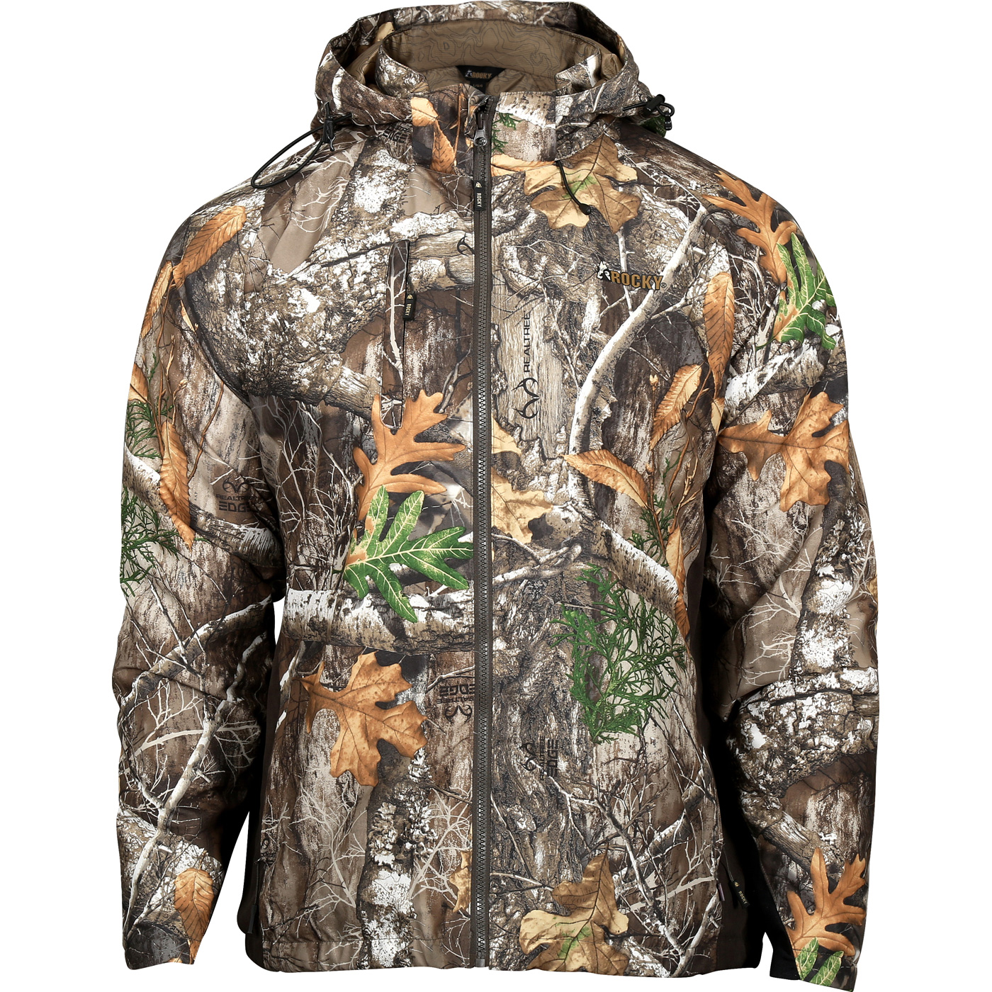 d41443331 Men s Camo Insulated Packable Hunting Jacket