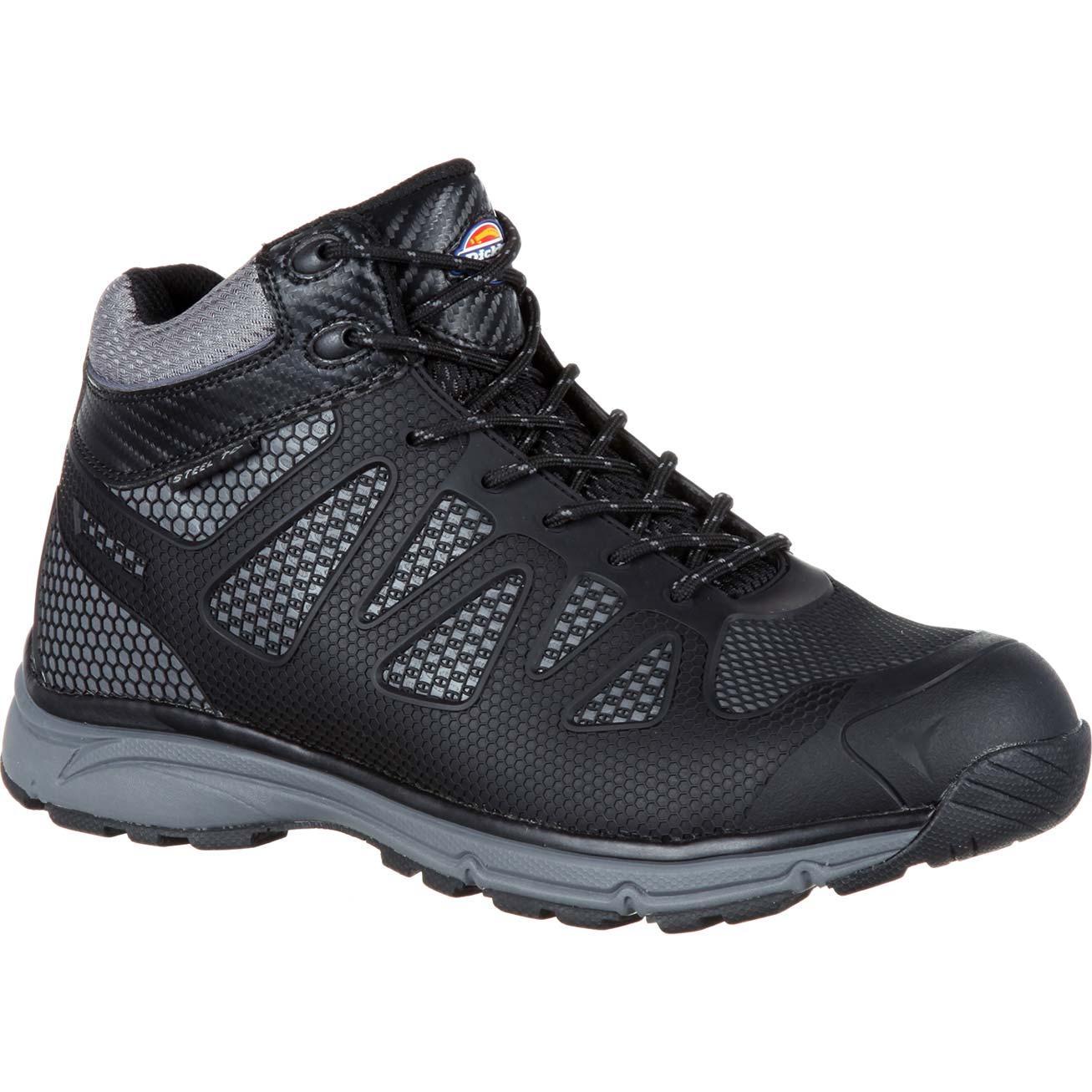 71472c01cde Dickies Fury Steel Toe Work Hiker