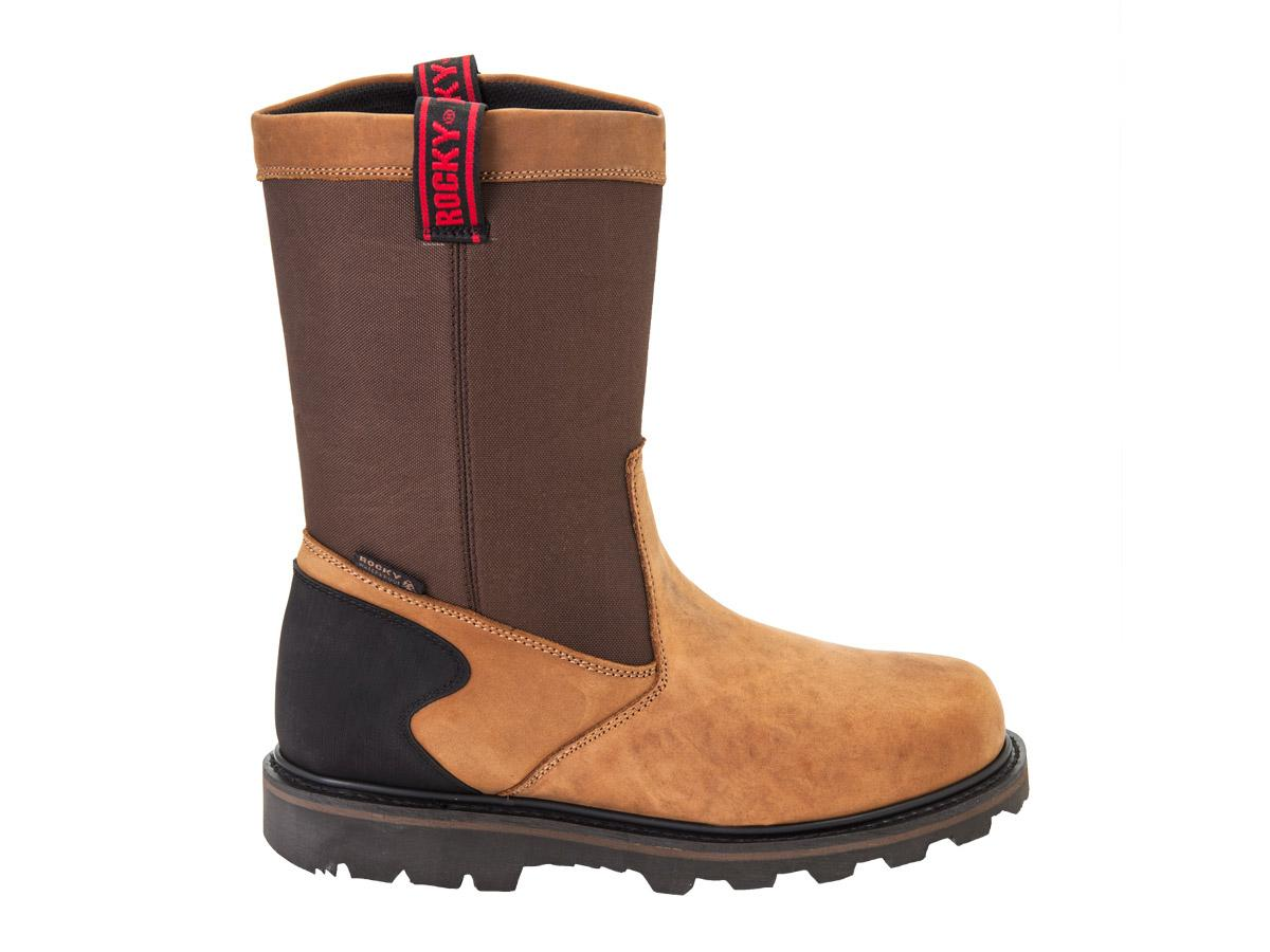 fa831c58d39 These Rocky Core Waterproof Wellington Boots are extremely durable ...