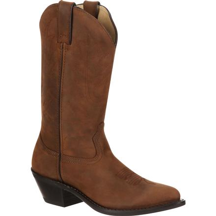 Durango Women's Tan Western Boot, , large