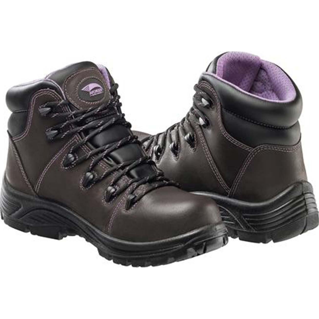 6aa02899766 Avenger Women s Composite Toe Puncture-Resistant Waterproof Work ...
