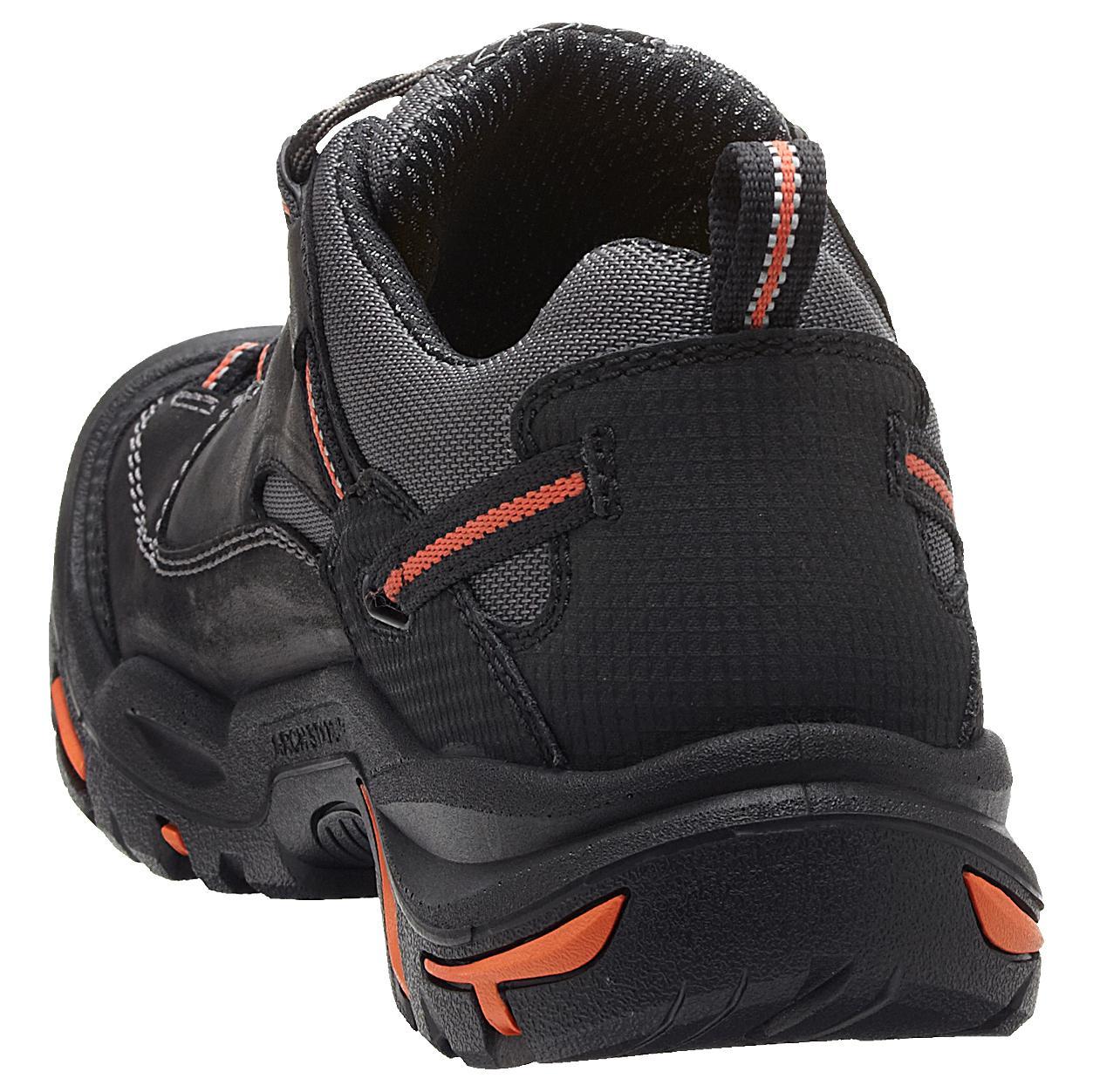 e3b379e4d4 Keen Braddock Low Steel Toe Athletic Work Shoe