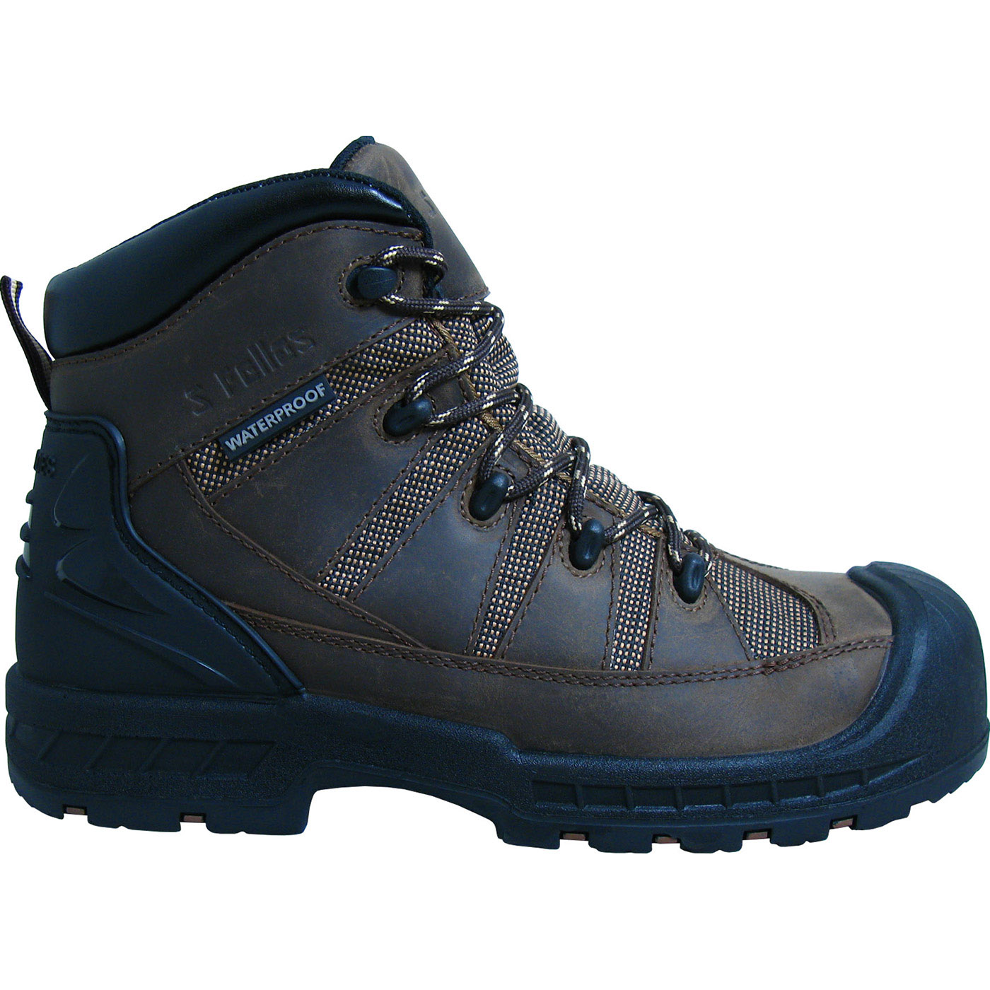 e038fbb6c6a S Fellas by Genuine Grip Trekker Men s 6 inch Composite Toe Puncture  Resistant Waterproof Work HikerS Fellas by Genuine Grip Trekker Men s 6  inch Composite ...