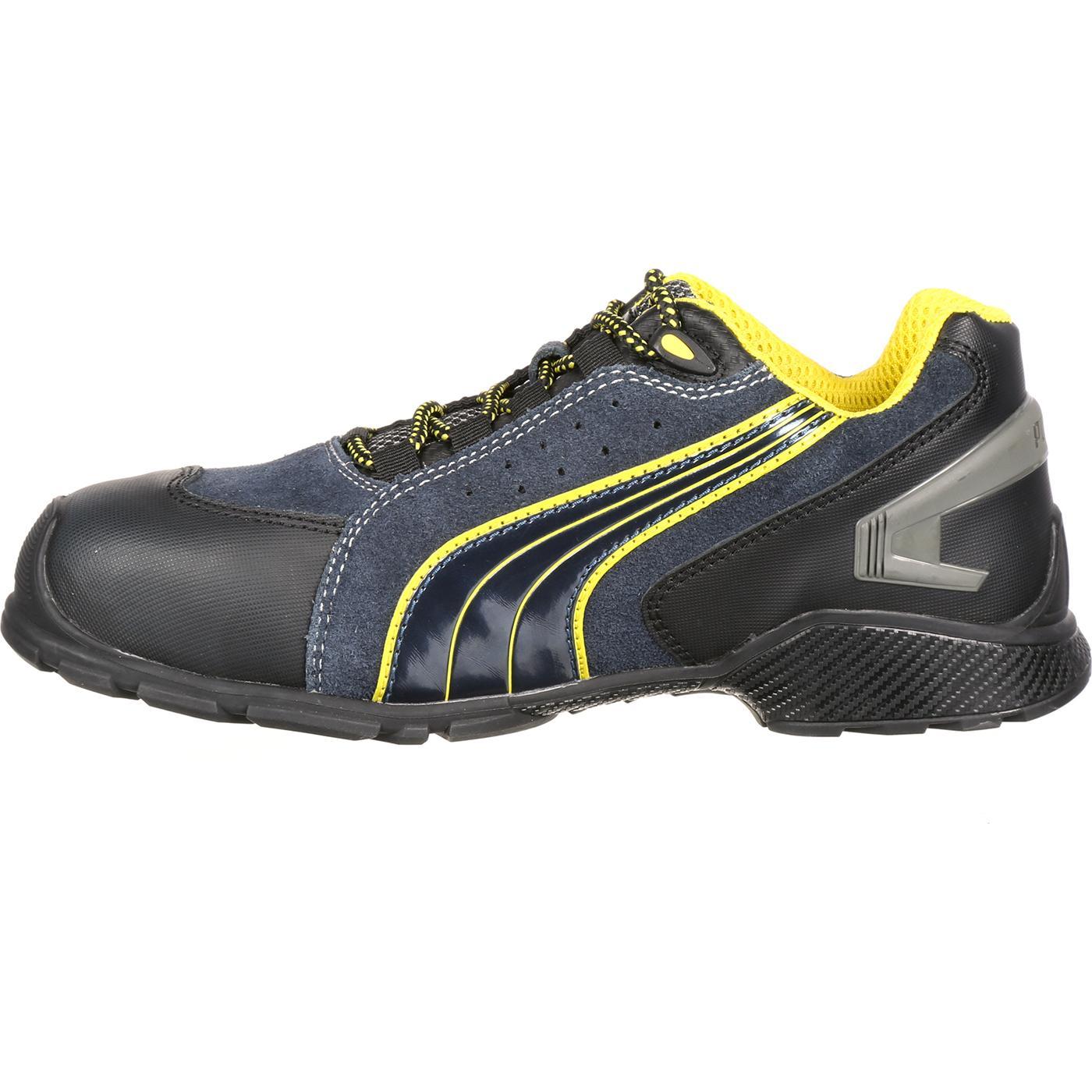 c0f1c4d7f78e82 Puma Metro Protect Rio Low Aluminum Toe Static-Dissipative Work Shoe