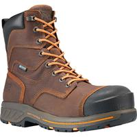 Timberland PRO Helix HD Men's 8 inch Composite Toe Waterproof Work Boot, , medium