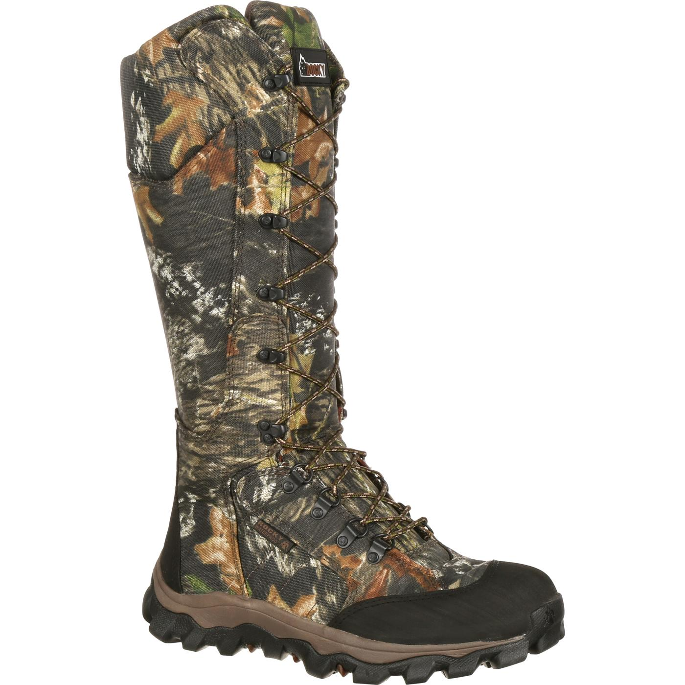 608138bcf3f Rocky Lynx Waterproof Snake Boot