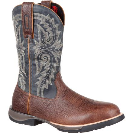 Rocky LT Waterproof Western Boot, , large