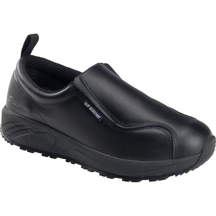 Nautilus SkidBuster Women's Electrical Hazard Slip-Resistant Non-metallic Slip-On Work Shoe