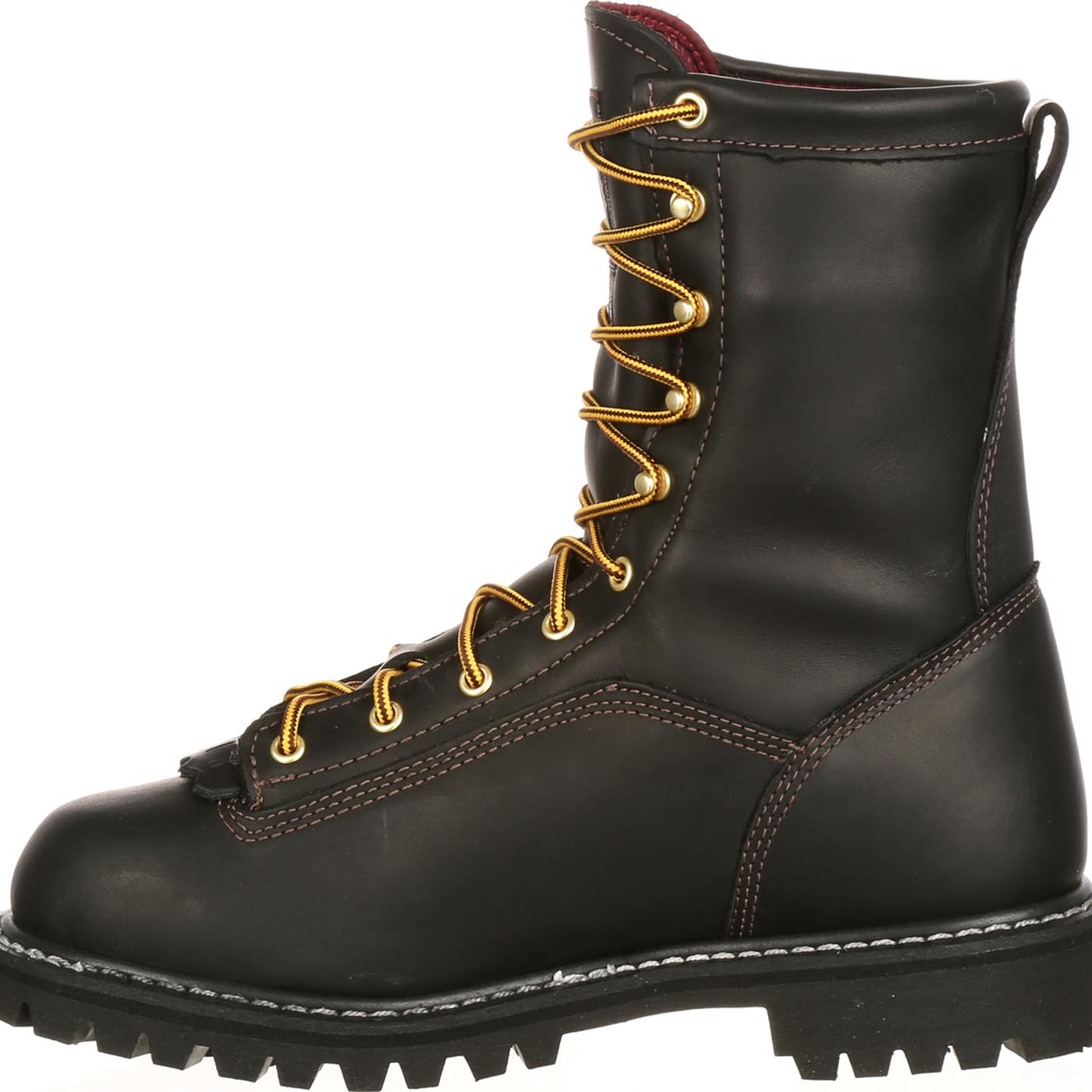 c4a7d4c7cc5 Georgia Boot Lace-to-Toe GORE-TEX® Waterproof Insulated Work Boot