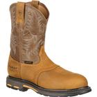 Ariat WorkHog Pull-On H2O Composite Toe Waterproof Work Boot, , medium