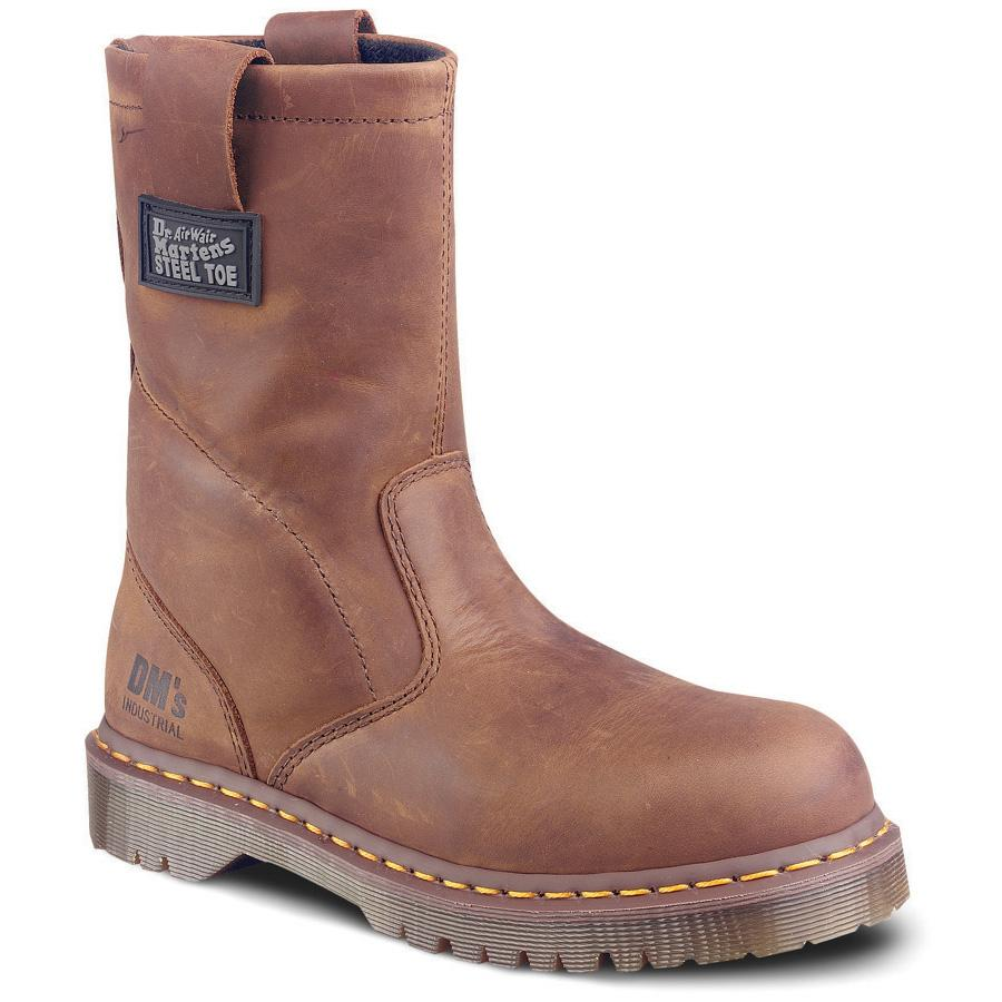 Dr Martens Steel Toe Wellington Work Boot 22952365