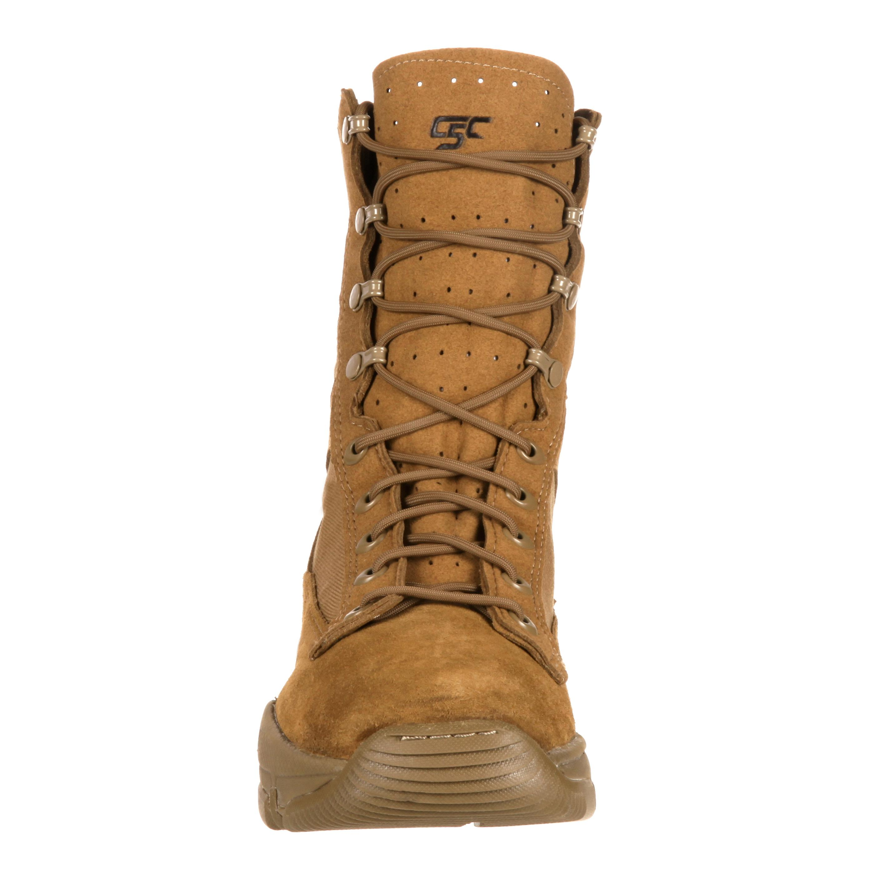 7803494f139 Rocky C5C Commercial Military Boot
