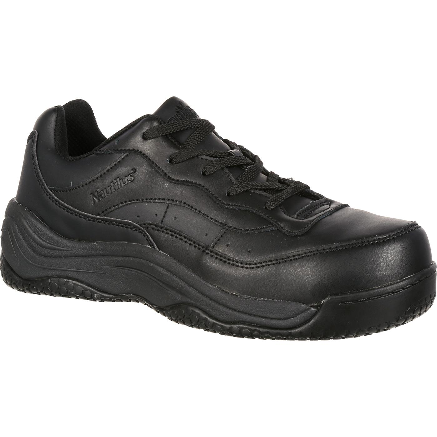 Nautilus Steel Toe Work Shoe