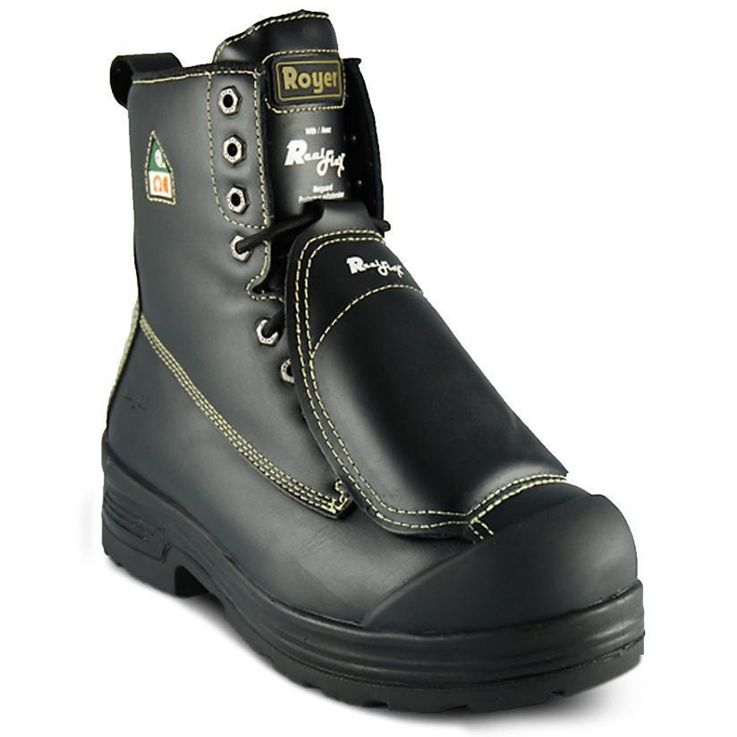 3551511be72 Royer Steel Toe CSA Approved Puncture-Resistant External Met-Guard Work Boot