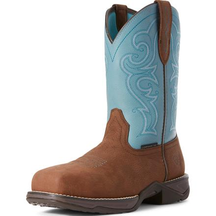 Ariat Anthem Women's 10 inch Composite Toe Electrical Hazard Western Work Boot