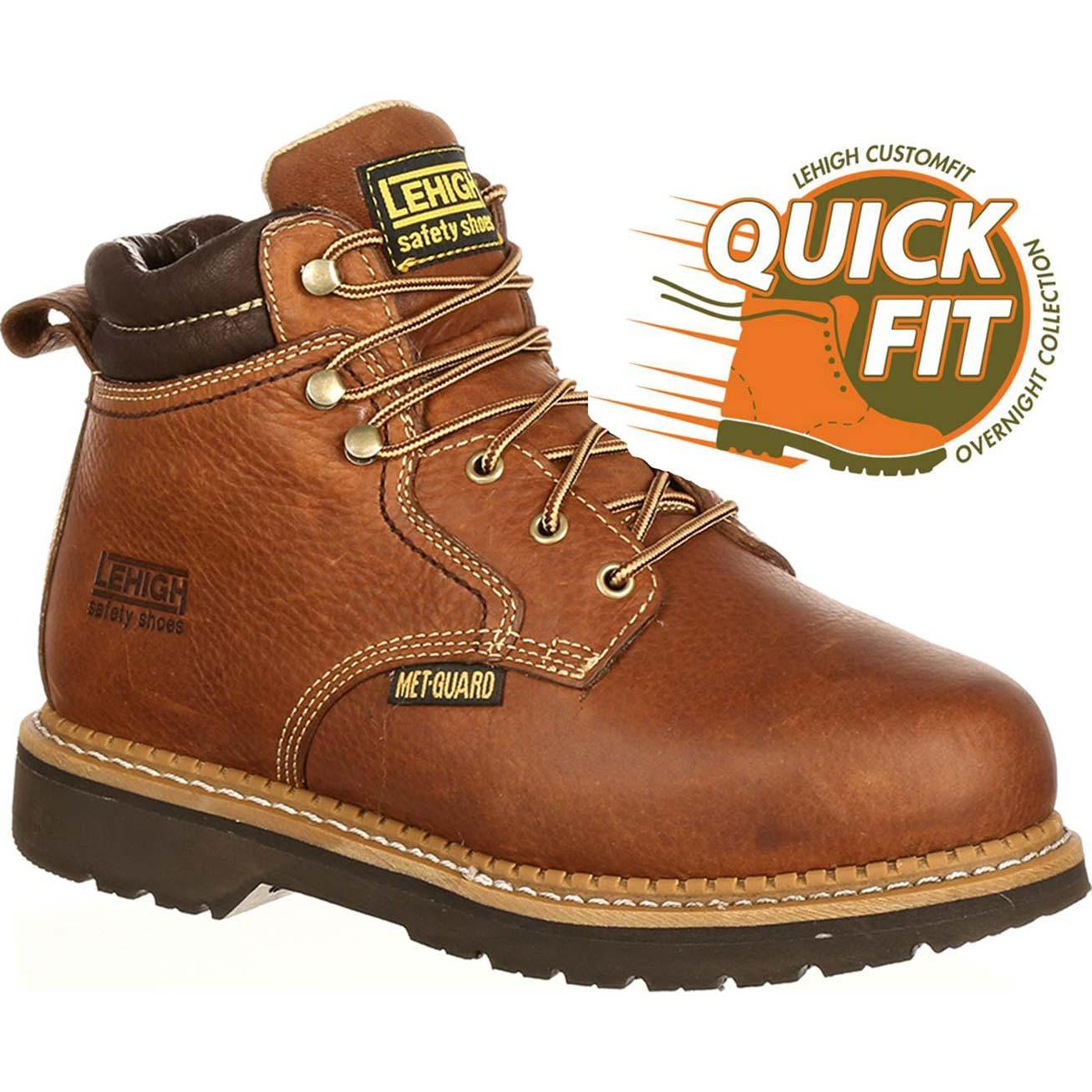 0b97dfe6a569 QUICKFIT Collection  Lehigh Safety Shoes Steel Toe Internal Metatarsal Work  BootQUICKFIT Collection  Lehigh Safety Shoes Steel Toe Internal Metatarsal  Work ...