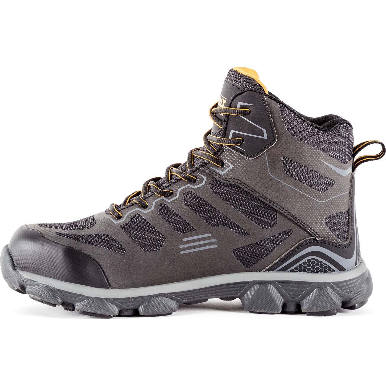 a711611c8c6 DEWALT® Crossfire Mid Aluminum Toe Kevlar Puncture-Resistant Work Hiker