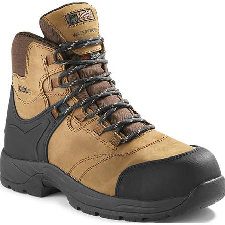 Kodiak Journey Men's Composite Toe Waterproof Work Hiker