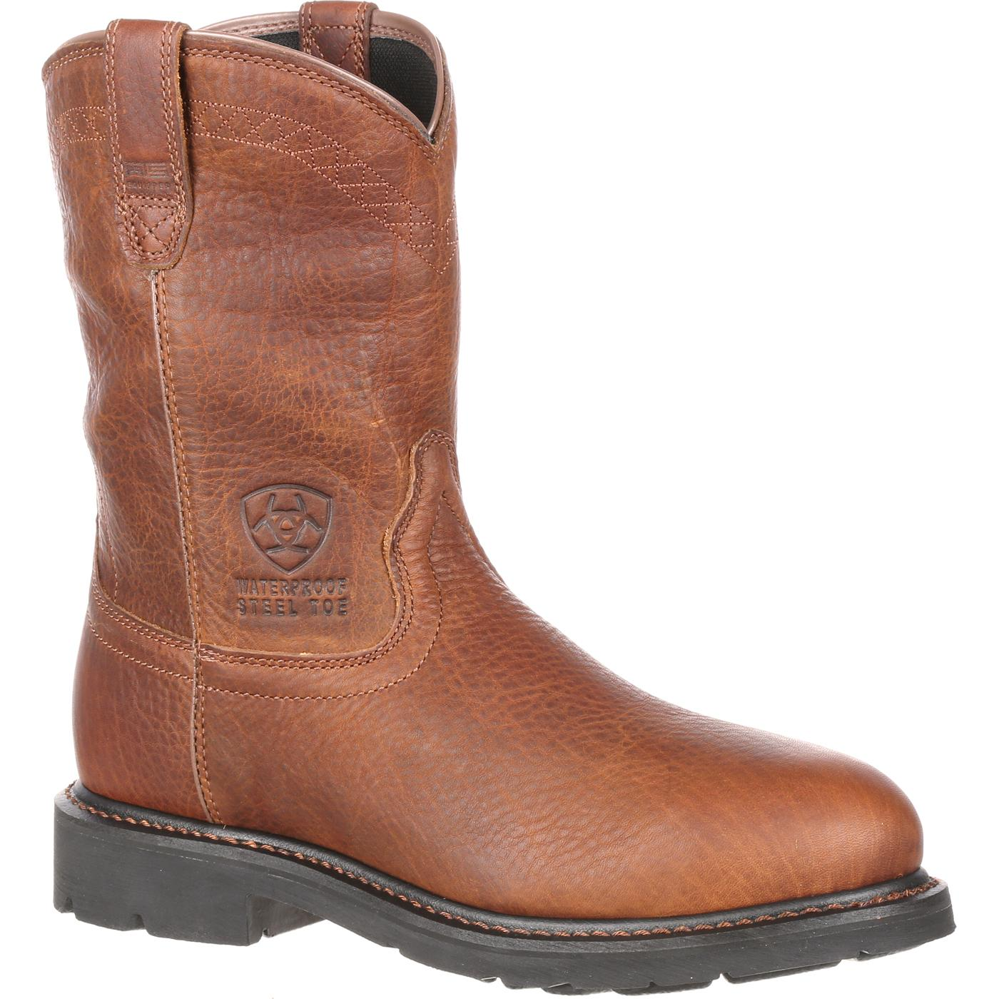 Ariat Sierra H2o Steel Toe Waterproof Wellington 10002387