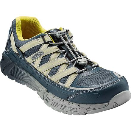 Keen Asheville Aluminum Toe Static-Dissipative Work Hiker, , large
