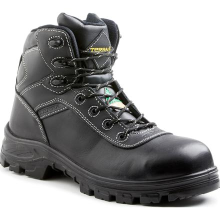 Terra Quinton Men's 6 inch Composite Toe CSA-Approved Puncture Resistant Electrical Hazard Work Boot