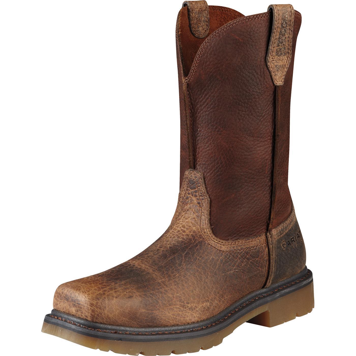 Ariat Rambler Steel Toe Pull On Work Boot 10008642