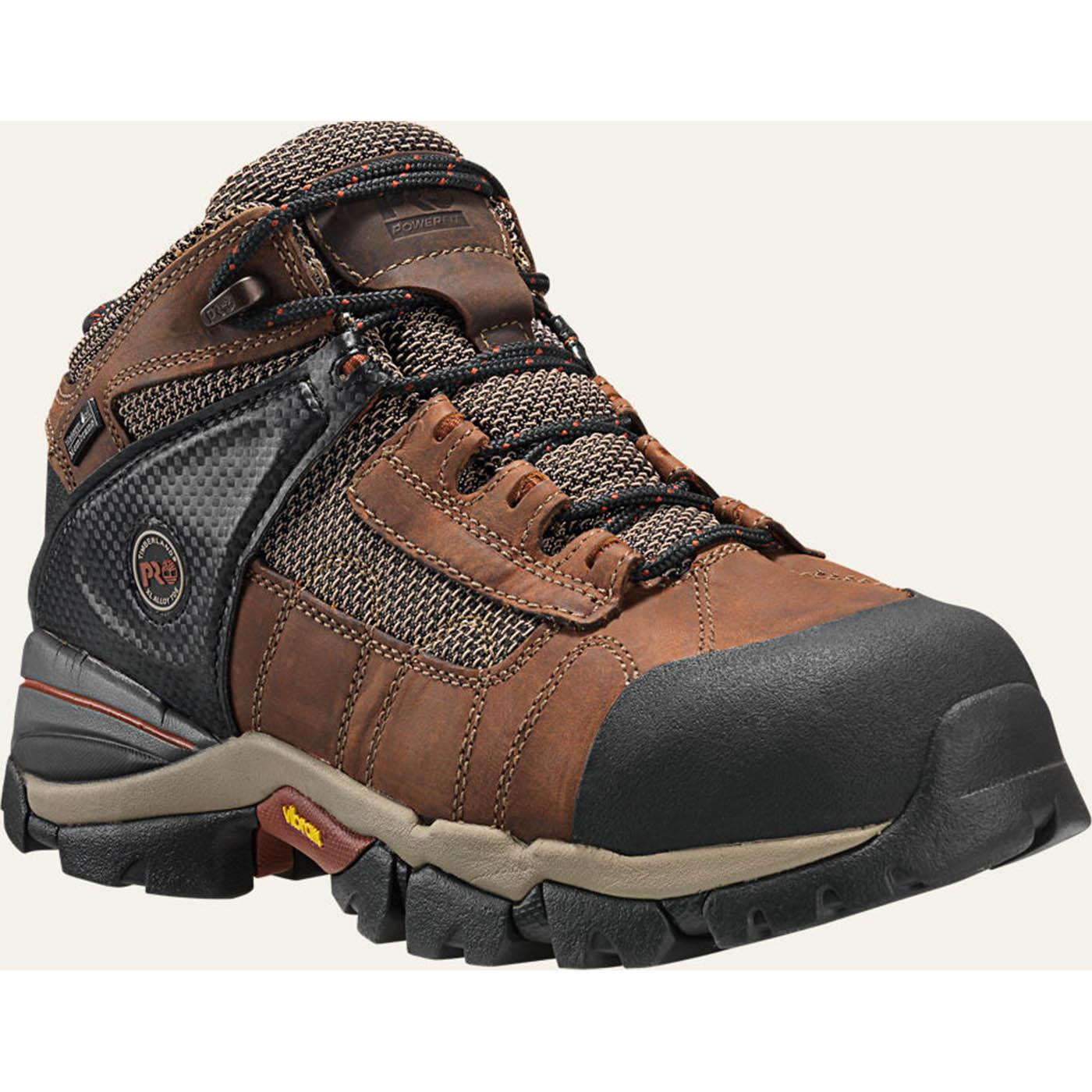 5098346cebc Timberland PRO Hyperion Alloy Toe Waterproof Work Hiker