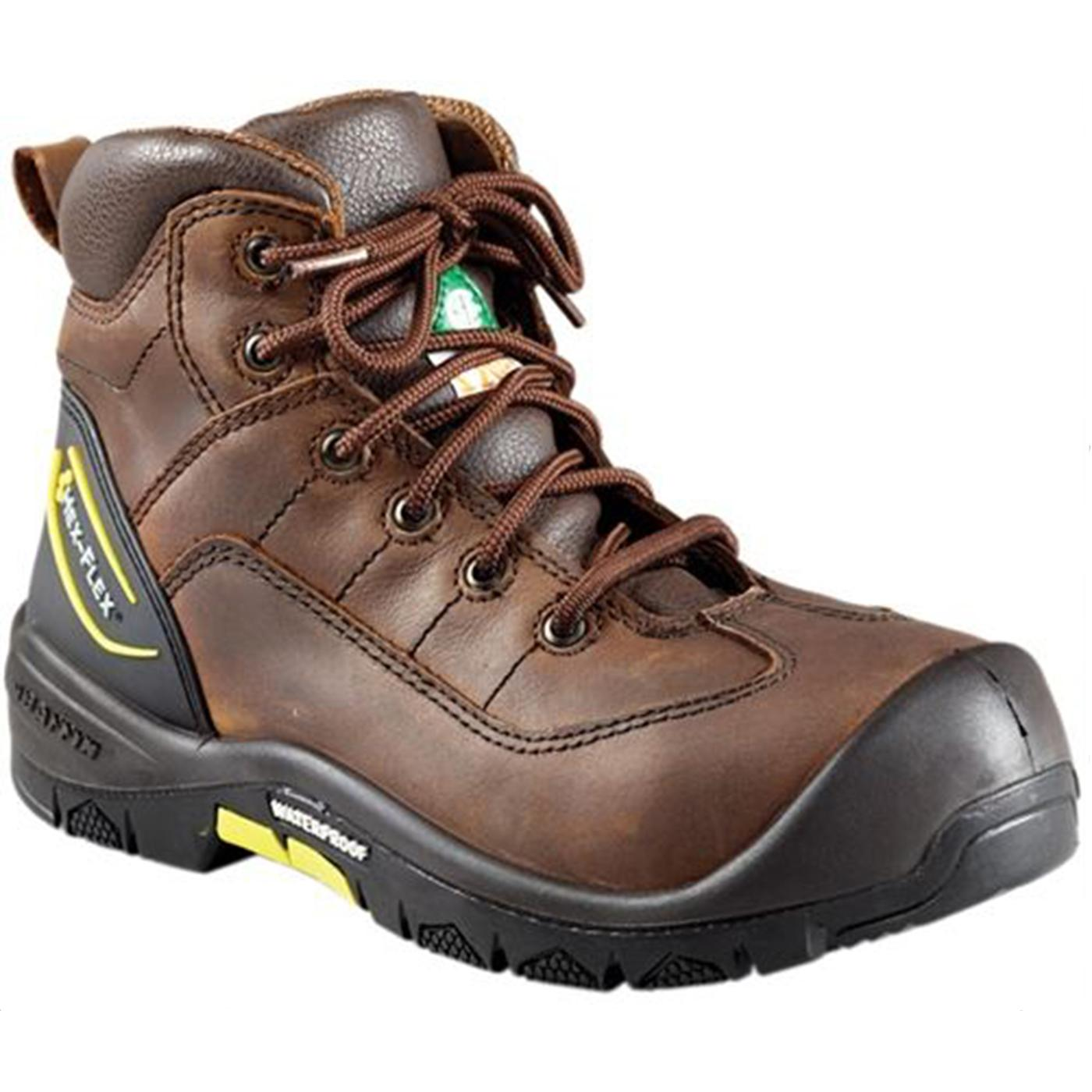 e2b3f73387c Baffin Chaos Aluminum Toe CSA-Approved Puncture-Resistant Waterproof Work  Hiker