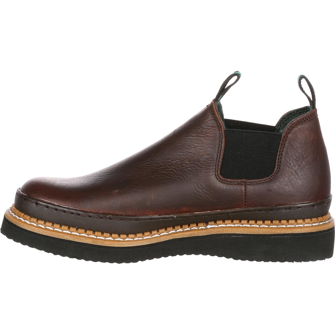 Georgia Boot Men S Gr Giant Romeo Work Shoe
