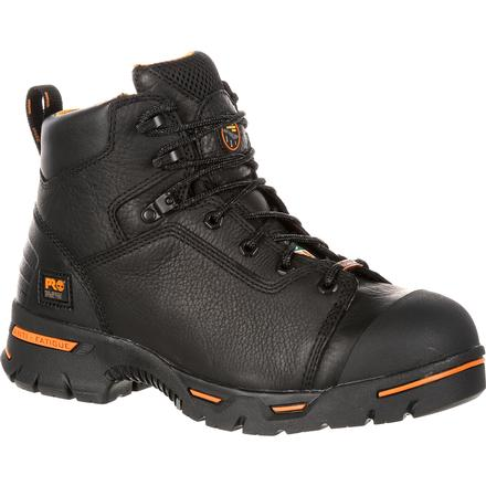 Timberland PRO Endurance CSA-Approved Steel Toe Puncture-Resistant Waterproof Work Boot