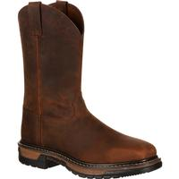 Rocky Original Ride Steel Toe Western Boot, , medium